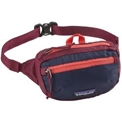 Patagonia Lightweight Travel Mini Hip Pack-Arrow Red