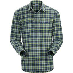 Arcteryx Gryson LS Shirt - Mens-Optic