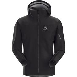 Arcteryx Zeta LT Jacket - Mens-Black
