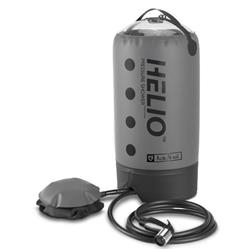 Helio Pressure Shower - Grey