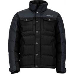 Marmot Fordham Jacket - Mens-Black