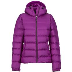 Marmot Guides Down Hoody - Womens-Grape