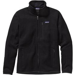 Patagonia Better Sweater Jacket - Mens-Black