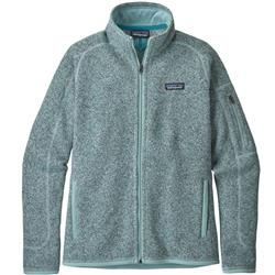 Patagonia Better Sweater Jacket - Womens-Atoll Blue
