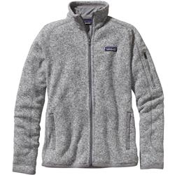 Patagonia Better Sweater Jacket - Womens-Birch White