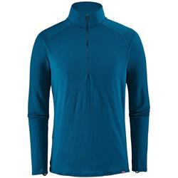 Patagonia Capilene Thermal Weight Zip Neck - Mens-Big Sur Blue