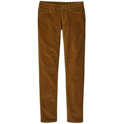 "Fitted Corduroy Pants, 32"" Inseam - Womens"