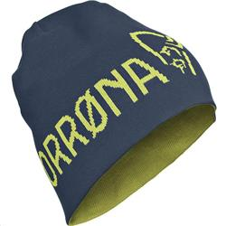 Norrona /29 Reversible Cotton Beanie-Space