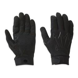 Outdoor Research Halberd Sensor Gloves - Mens-All Black