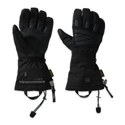 Outdoor Research Lucent Heated Gloves-Black