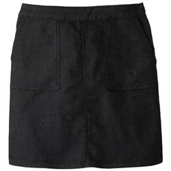 Prana Kara Skirt - Womens-Black