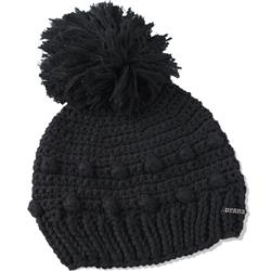 Prana Pammy Beanie - Womens-Black