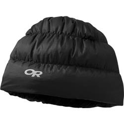 Outdoor Research Transcendent Down Beanie-Black
