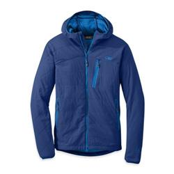 Outdoor Research Uberlayer Hooded Jacket - Mens-Baltic