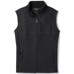 Smartwool Echo Lake Vest - Mens-Charcoal Heather