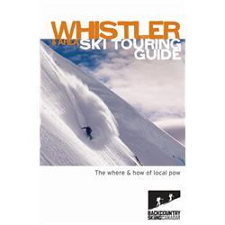 Assorted Publishers Whistler & Area Ski Touring Guide-Not Applicable