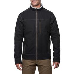 Kuhl Burr Jacket Lined - Mens-Espresso