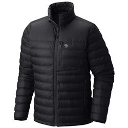 Mountain Hardwear Dynotherm Down Jacket - Mens-Black