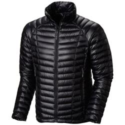 Mountain Hardwear Ghost Whisperer Down Jacket - Mens-Black