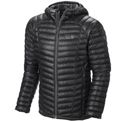 Ghost Whisperer Hooded Down Jacket - Mens