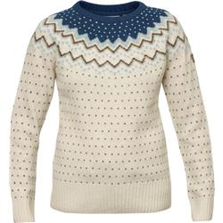 Fjallraven Ovik Knit Sweater - Womens-Glacier Green