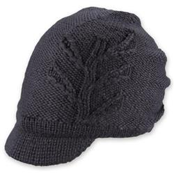 Pistil Jensen Knit Brim - Womens-Black