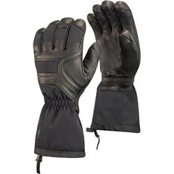 Black Diamond Crew Gloves-Black