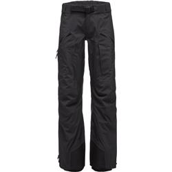 Black Diamond Mission Pants - Womens-Black