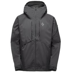 Black Diamond Mission Shell - Mens-Black