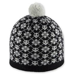 Pistil Smash Beanie - Womens-Black