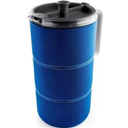 GSI Outdoors Java Press - 50oz - Blue-Not Applicable
