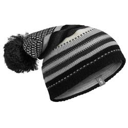 Icebreaker Chateau Hat-Black / Jet Heather / Metro Heather