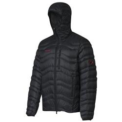 Mammut Broad Peak IN Hooded Jacket - Mens-Black