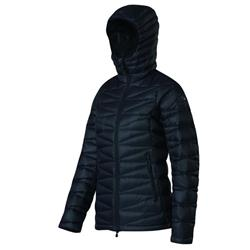 Mammut Miva IN Hooded Jacket - Womens-Black