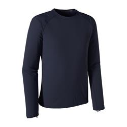 Patagonia Capilene Lightweight Crew - Mens-Navy Blue