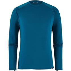 Patagonia Capilene Thermal Weight Crew - Mens-Big Sur Blue