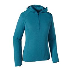 Patagonia Capilene Thermal Weight Zip Hoody - Womens-Ultramarine - Underwater Blue X-Dye