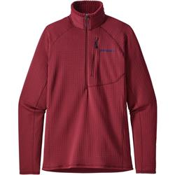 Patagonia R1 Pullover - Womens-Arrow Red