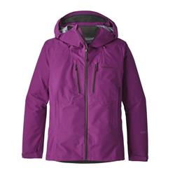 Patagonia Triolet Jacket - Womens-Ikat Purple