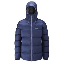 Rab Neutrino Endurance Jacket - Mens-Twilight / Zinc