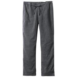 "Prana Sutra Pants, 34"" Inseam - Mens-Black Herringbone"