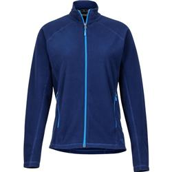 Marmot Rocklin Full Zip Jacket - Womens-Arctic Navy
