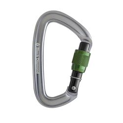 Black Diamond Positron ScrewGate Carabiner-Not Applicable