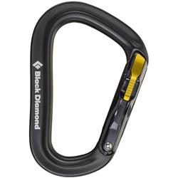 Black Diamond VaporLock Magnetron Carabiner-Not Applicable