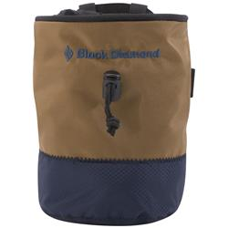 Black Diamond Mojo Repo Chalk Bag-Brown