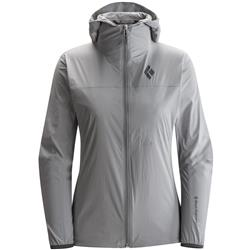 Black Diamond Alpine Start Hoody - Womens-Nickel