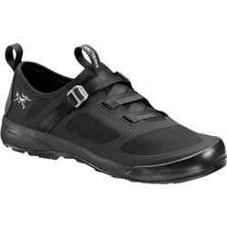 Arcteryx Arakys Approach Shoe - Mens-Black / Black