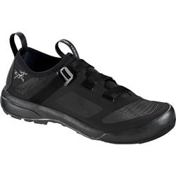 Arcteryx Arakys Approach Shoe - Womens-Black / Black