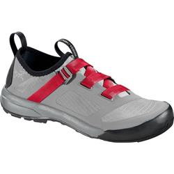 Arcteryx Arakys Approach Shoe - Womens-Pebble Arc / Flint Arc