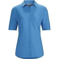 Arcteryx Fernie SS Shirt - Womens (Prior Season)-Antilles Blue